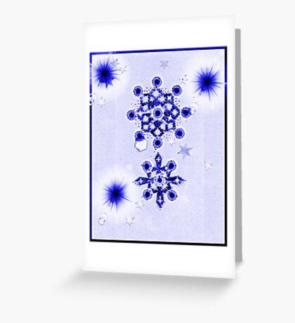 Star D Sensation 3 Greeting Card