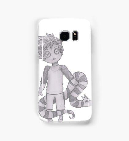 button boy and pillow snake Samsung Galaxy Case/Skin