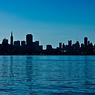 San Francisco Skyline by Philip Kearney