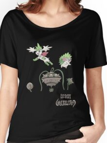 Ben's Ferrothorn and Shaymins Women's Relaxed Fit T-Shirt