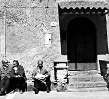 3-Campagnano di Roma, Italy by Deborah Downes