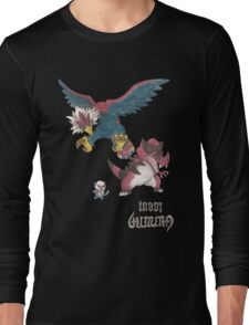 Owain's Krookodile, Oshawott and Braviary T-Shirt
