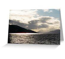 Loch Ness Greeting Card