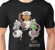 Rhys' Tornadus, Thunderus and Landorus Unisex T-Shirt
