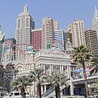 New York, Las Vegas by Philip Kearney
