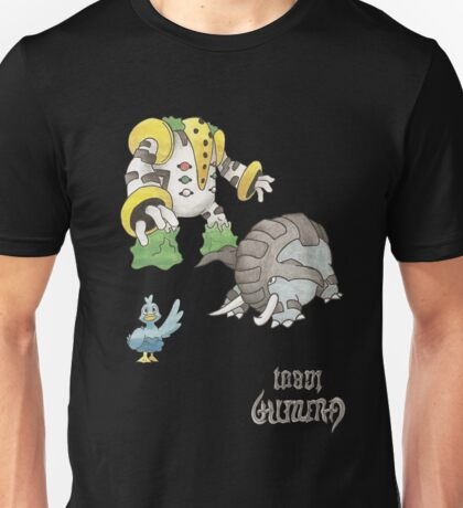 Ross' Regigigas, Donphan and Ducklett T-Shirt