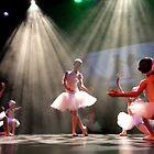 Ballet peformance #3 by Peter Voerman