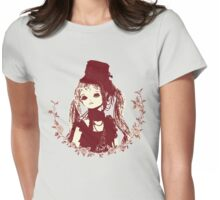 Classic Lolita Womens Fitted T-Shirt