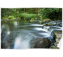 Hebden Water, Hardcastle Crags Poster