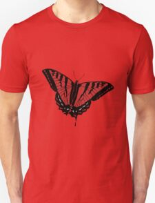 Butterfly - Red T-Shirt
