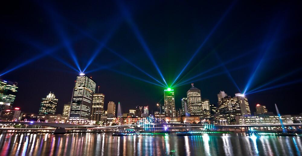 City Of Lights by Lance Jackson