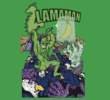 Llamaman Baby Tee