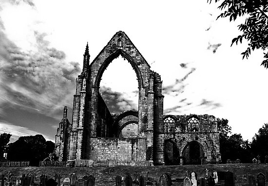 Bolton Abbey by Trevor Kersley