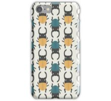 Beetles Pattern iPhone Case/Skin