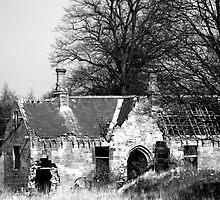 Derilict Chapel by Trevor Kersley