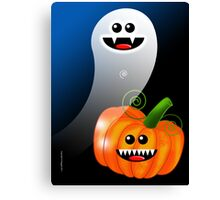 SPOOK 2 Canvas Print