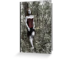 Gothic Photography Series 199 Greeting Card