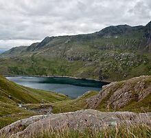 Llyn Lydaw, Snowdonia by Philip Kearney