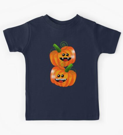 SAVAGE PUMPKINS Kids Tee