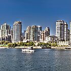 YaletownScape (HDR panorama crop) by James Zickmantel