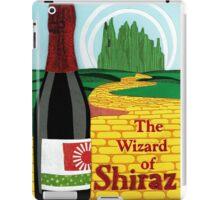 The Wizard of Shiraz iPad Case/Skin