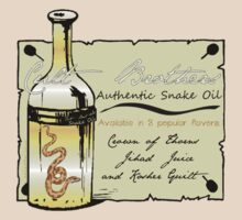 Snake Oil by dragonindenver