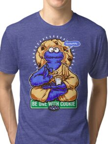 One With Cookie Tri-blend T-Shirt