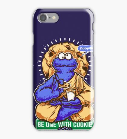 One With Cookie iPhone Case/Skin