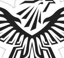 Desmond's Eagle Symbol. Sticker