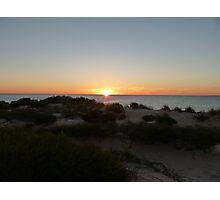 Monkey Mia Western Australia Sunrise #1 Photographic Print