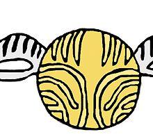 Golden Snitch by laurenmoe