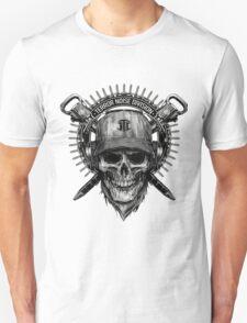 Terror Noise Division Logo T-Shirt