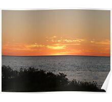Monkey Mia Western Australia Sunrise #2 Poster