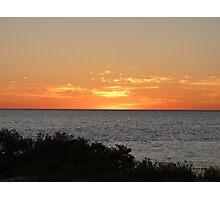 Monkey Mia Western Australia Sunrise #2 Photographic Print