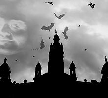 Bats in The Belfry by simpsonvisuals