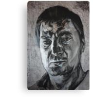 Self Portrait 14 (2011) Canvas Print