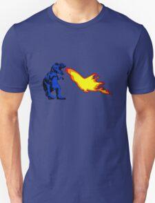 Dinosaur - Blue Unisex T-Shirt