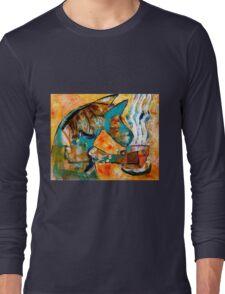 Francy Long Sleeve T-Shirt