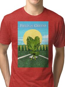 Field of Greens Tri-blend T-Shirt