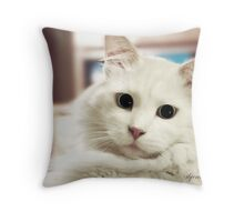 When You Miss Me Throw Pillow