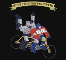 Best Friends Forever! One Piece - Short Sleeve