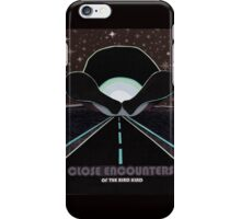 Close Encounters of the Bird Kind iPhone Case/Skin
