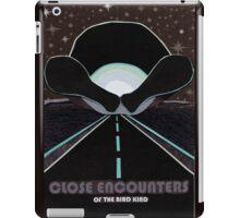 Close Encounters of the Bird Kind iPad Case/Skin