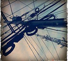 radio tower by Phlite