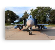 Phantom F4 German Air Force Canvas Print