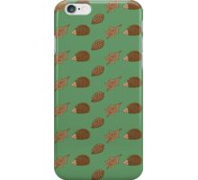 Autumn pattern iPhone Case/Skin