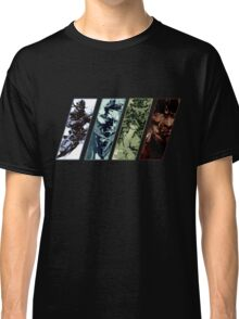 Metal Gear Solid Evolution Classic T-Shirt