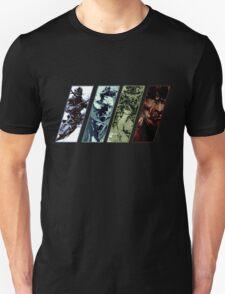 Metal Gear Solid Evolution T-Shirt