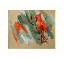 bird-o4 Art Print