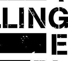 The Dillinger Escape Plan Sticker